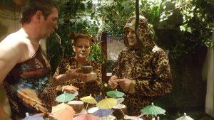 Foto's Jungle party Online!